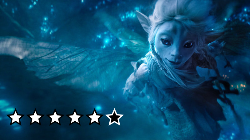 The Dark Crystal Age of Resistance anmeldelse netflix review 2019