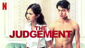 Se The Judgement på Netflix