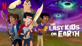 Se The Last Kids on Earth på Netflix