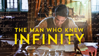 Se The Man Who Knew Infinity på Netflix