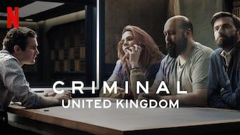 Se Criminal: UK på Netflix