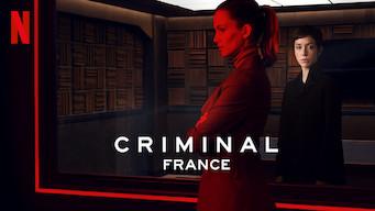 Se Criminal: France på Netflix