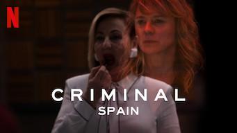 Se Criminal: Spain på Netflix