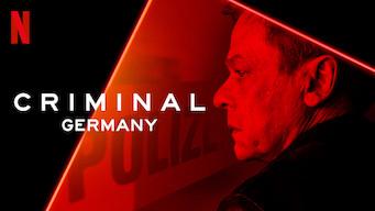 Se Criminal: Germany på Netflix