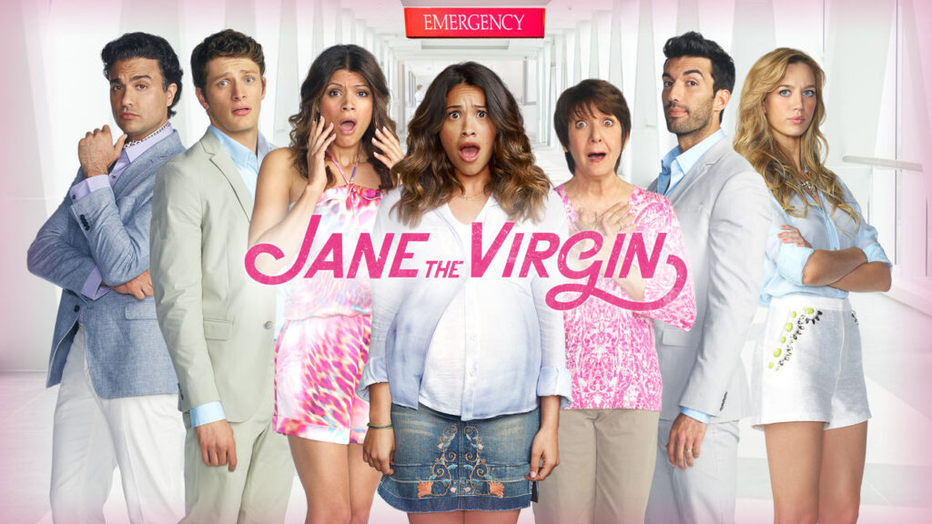jane the virgin netflix danmark