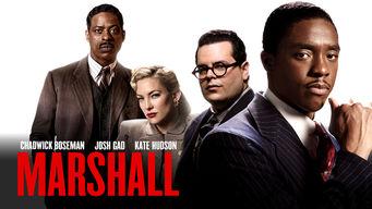 Se Marshall på Netflix