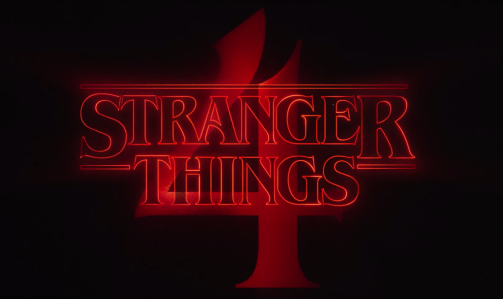 stranger things sæson 4 teaser premiere