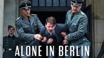 Se Alone in Berlin på Netflix