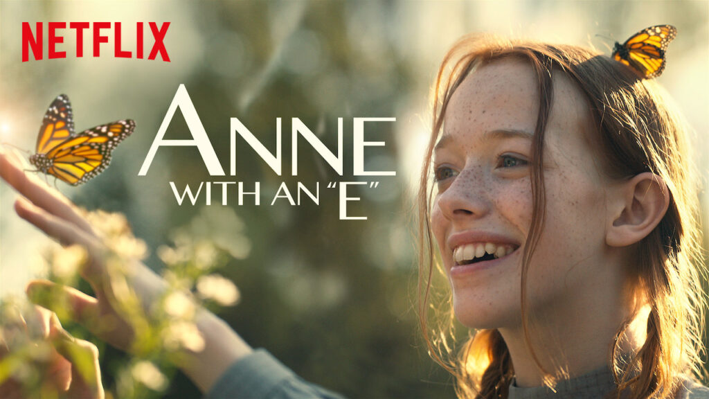 Anne With An E netflix sæson 3