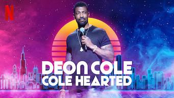 Se Deon Cole: Cole Hearted på Netflix