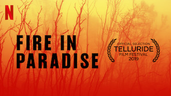 Se Fire in Paradise på Netflix
