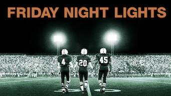 Se filmen Friday Night Lights på Netflix