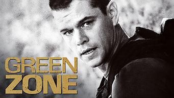 Green Zone film serier netflix