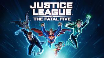 Se Justice League vs the Fatal Five på Netflix