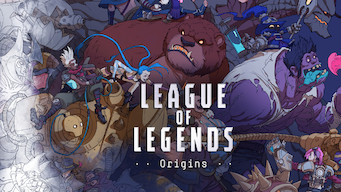 Se filmen League of Legends Origins på Netflix
