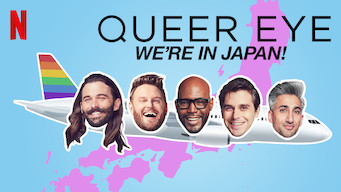 Se Queer Eye: We're in Japan! på Netflix