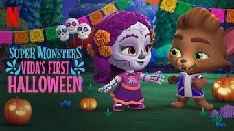 Se Super Monsters: Vida's First Halloween på Netflix