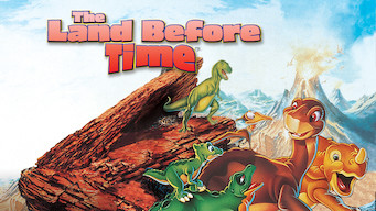 The Land Before Time film serier netflix