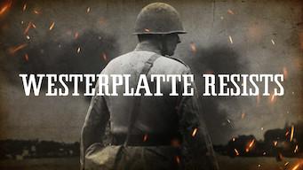 Se filmen Westerplatte Resists på Netflix
