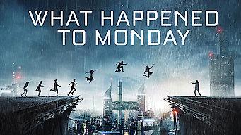 Se What Happened to Monday på Netflix