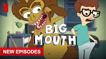 Se Big Mouth på Netflix