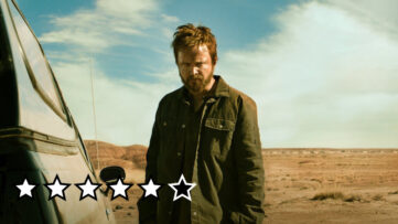 el camino breaking bad netflix review anmeldelse 2019