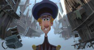 klaus netflix animation film