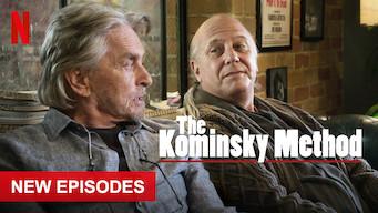 Se The Kominsky Method på Netflix