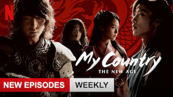 My Country: The New Age film serier netflix