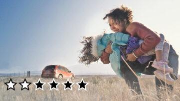 rattlesnake anmeldelse review film netflix danmark 2019
