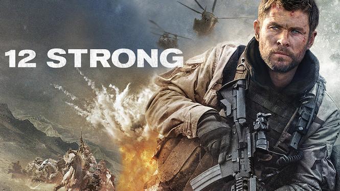 Se 12 Strong på Netflix