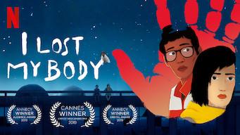 Se I Lost My Body på Netflix