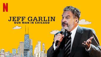 Jeff Garlin: Our Man In Chicago film serier netflix
