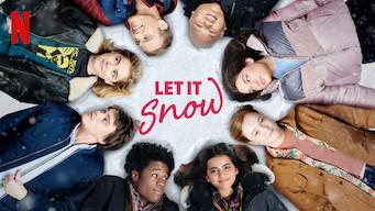 Let It Snow film serier netflix