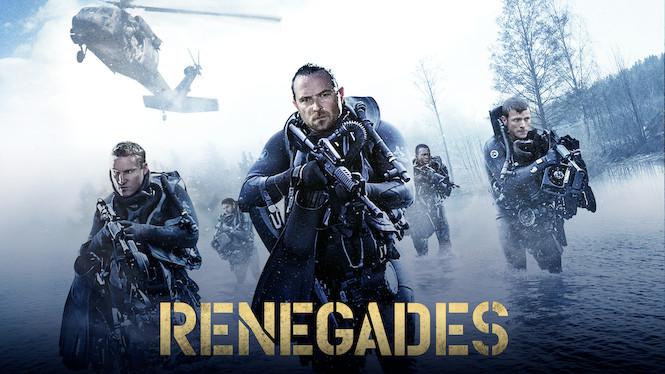 Se filmen American Renegades på Netflix