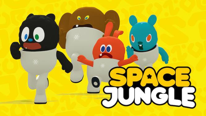 Se Space Jungle på Netflix
