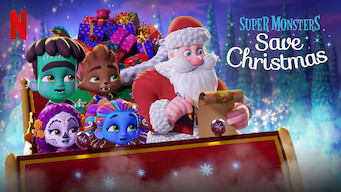 Se Super Monsters Save Christmas på Netflix