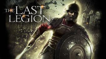 Se filmen The Last Legion på Netflix
