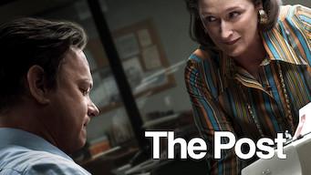 Se The Post på Netflix