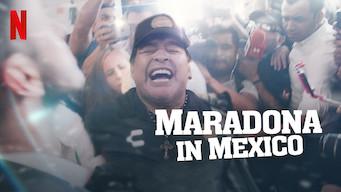 Maradona in Mexico film serier netflix
