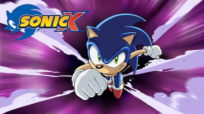 Se Sonic X på Netflix