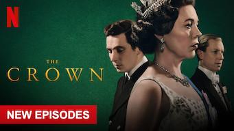Se The Crown på Netflix