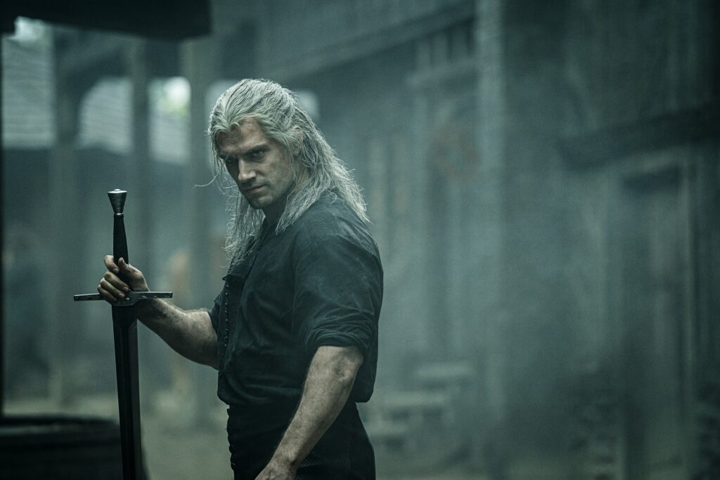 the witcher premiere dato trailer netflix danmark