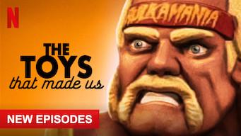 Se The Toys That Made Us på Netflix