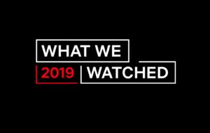 Det så vi på Netflix i 2019