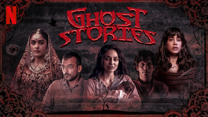 Se filmen Ghost Stories på Netflix