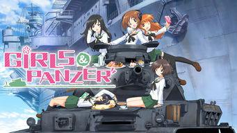 Se serien Girls und Panzer på Netflix