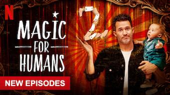 Se Magic for Humans på Netflix