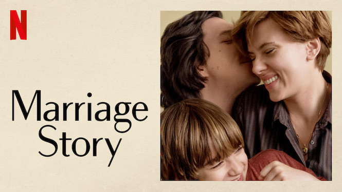 Marriage Story film serier netflix