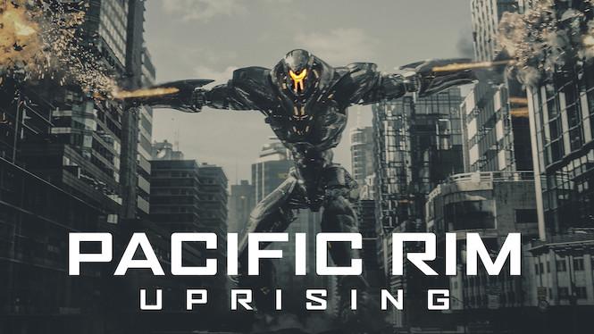 Se Pacific Rim: Uprising på Netflix